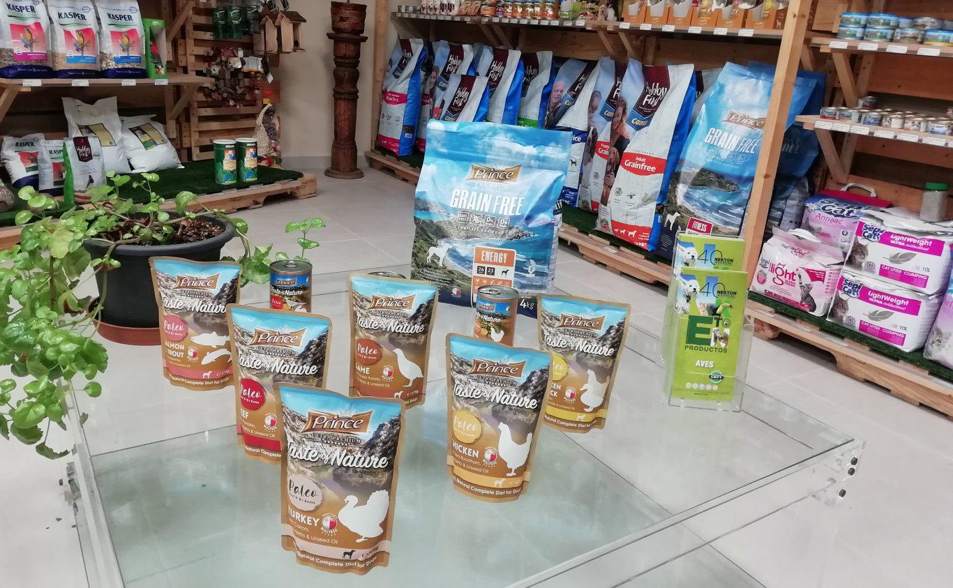 Una dieta saludable y completa para nuestro compañero animal